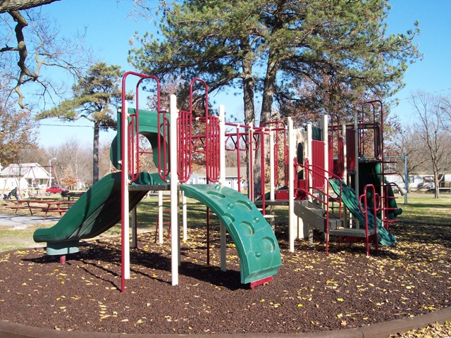Lincoln Park Playground Equipment